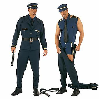 Sexy COP costume of Mr striper JGA mens costume