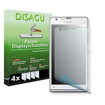 Sony Xperia SP TD-LTE display protector - Disagu tank protector protector