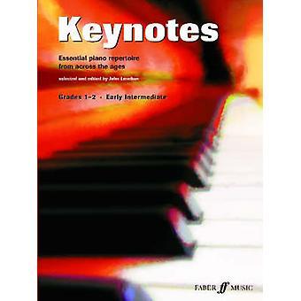 Grundtankar - årskurs 1-2 - (Piano) av John Lenehan - 9780571523207 bok