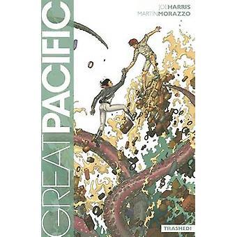 ¡Gran Pacífico - volumen 1 - basura! por Joe Harris - Martin Morazzo - 97