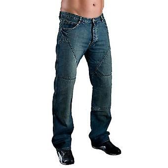 Hornee Burnt Blue SA-M4 Motorcycle Jeans