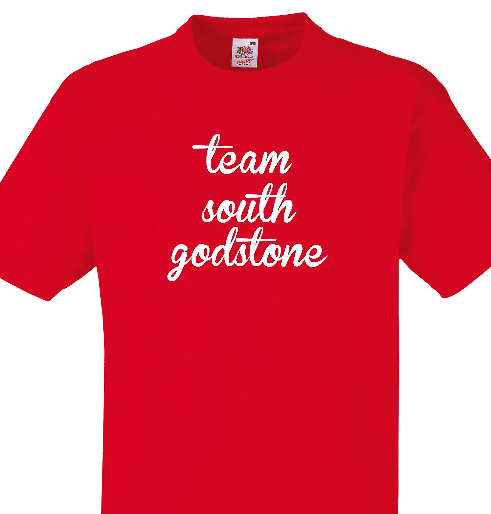 Team South godstone Red T shirt