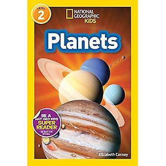 National Geographic Leser: Planeten