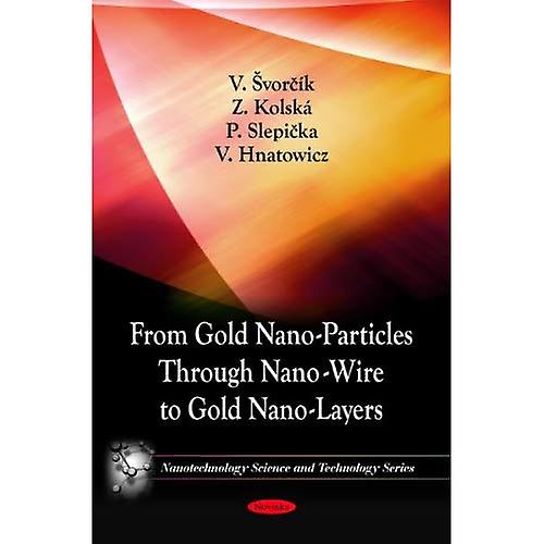 From or Nano-particles Through Nano-wire to or Nano-layers