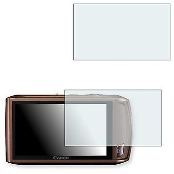 Canon IXY 31S screen protector - Golebo crystal clear protection film
