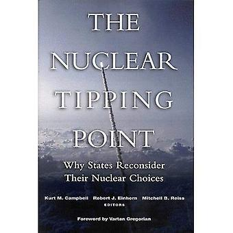 El punto de inflexión Nuclear: Por qué los Estados reconsiderar sus opciones nucleares