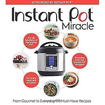 Instant potten kokbok: 175 läckra recept för varje måltid och tillfälle