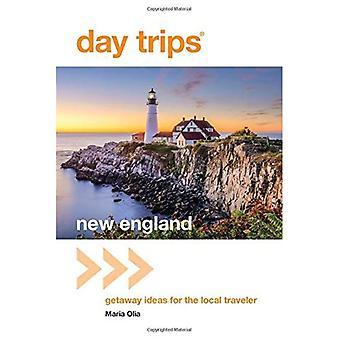Jour Trips (R) New England: Escapade idées pour les voyageurs locaux (excursions de série)
