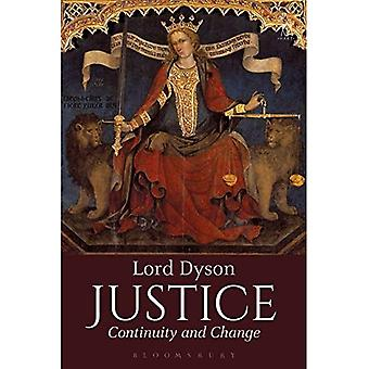 Justice: Continuity and Change