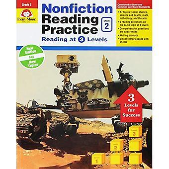 Sakprosa läsning praxis, grad 2 (facklitteratur läsning Practice)