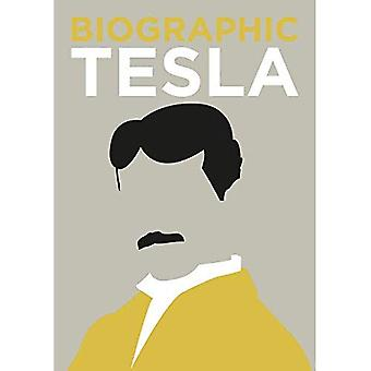 Biographic: Tesla: Great Lives in Graphic Form (Biographic)