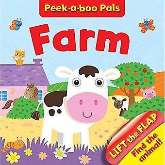 Farm Peekaboo Who? [Board book]