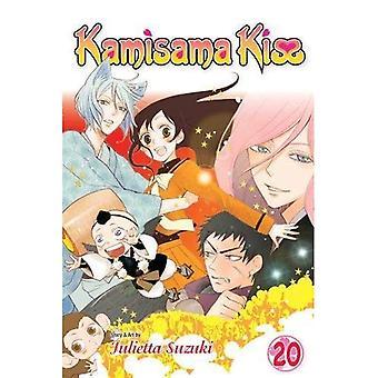 Beijo de Kamisama Volume 20