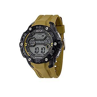 Sector No Limits Watch analog quartz watch with plastic Strap _ R3251481003