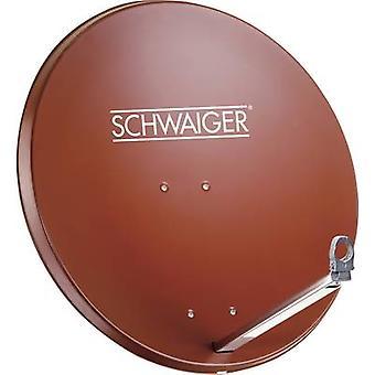 Installation SAT Schwaiger SPI991.2SET w/o récepteur nombre de participants 4