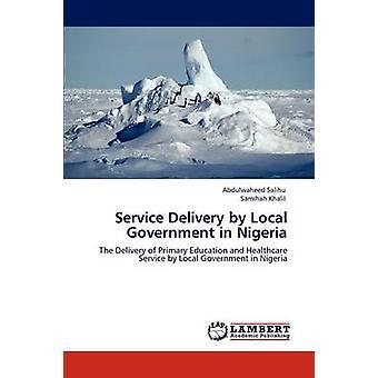 تقديم الخدمات من جانب الحكومة المحلية في نيجيريا قبل صالحو & عبدالوحيد