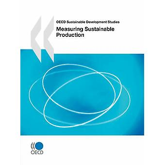 Desenvolvimento sustentável da OCDE estuda produção sustentável medição pela publicação da OCDE