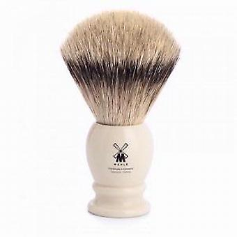 Muhle Silvertip Silvertip Badger Hair Brush (Extra Large)