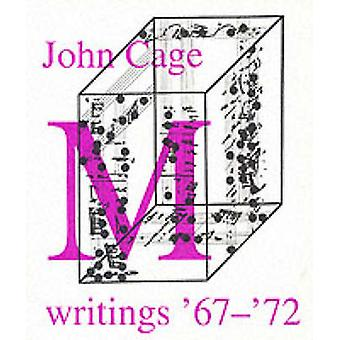 M - Writings - 1967-72 by John Cage - 9780714511351 Book