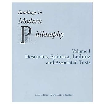 Lukemat nykyaikaisen filosofian: Descartes, Spinoza, Leibniz ja liittyy tekstiä: 1