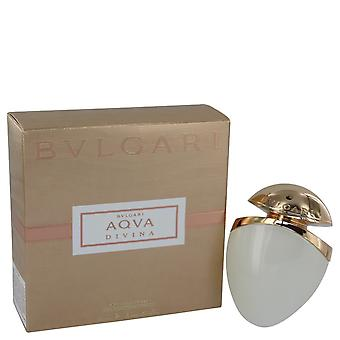 Bvlgari Aqua Divina by Bvlgari Eau De Toilette Spray .85 oz / 25 ml (Women)