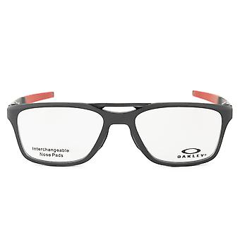 Oakley OX 8113 04 53 Gauge 7.2 Arch Satin Black Eyeglasses Frames