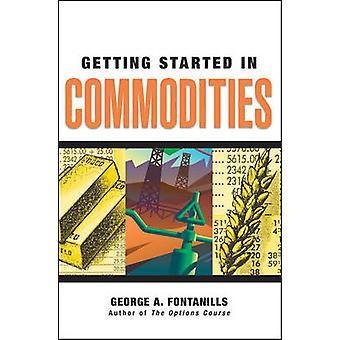 Introduktion i råvarer af George A. Fontanills - 978047008949