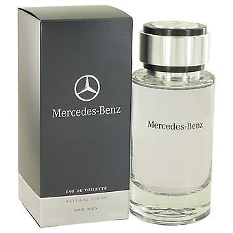 Mercedes-Benz Eau de Toilette 120ml EDT Spray