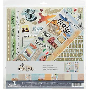 Paper House Paper Crafting Kit 12