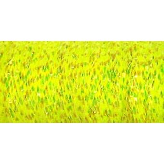 Kreinik Metallic Tapestry Braid #12 10 Meters 11 Yards Lemon Grass T 9132