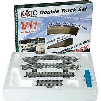 N Kato Unitrack 7078641 Expansion set