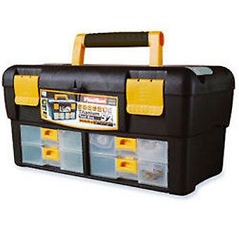 Plastiken Tool Box 52 Cm. (4 Drawers) (DIY , Tools , Inventory systems , Storage)
