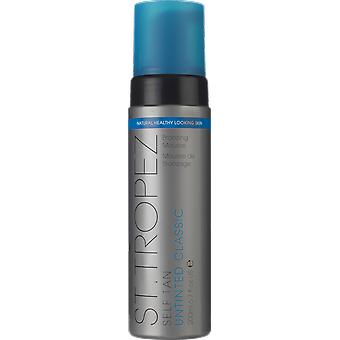 St. Tropez Self Tan Untinted clásico bronceado Mousse