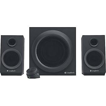 2.1 altavoces PC con cable Logitech Z333 40 W negro