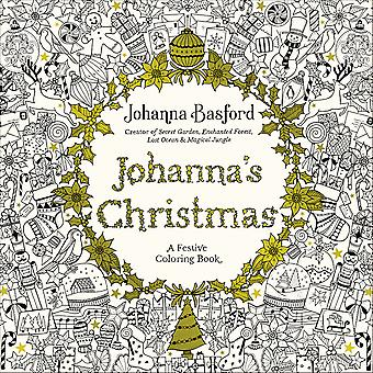 Penguin Books-Johanna's Christmas Coloring Book PENG-29301