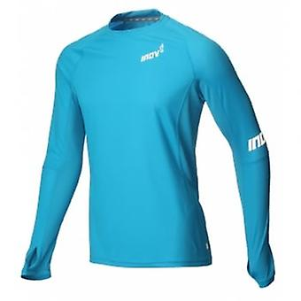 AT/C Base Long Sleeve Blue Mens
