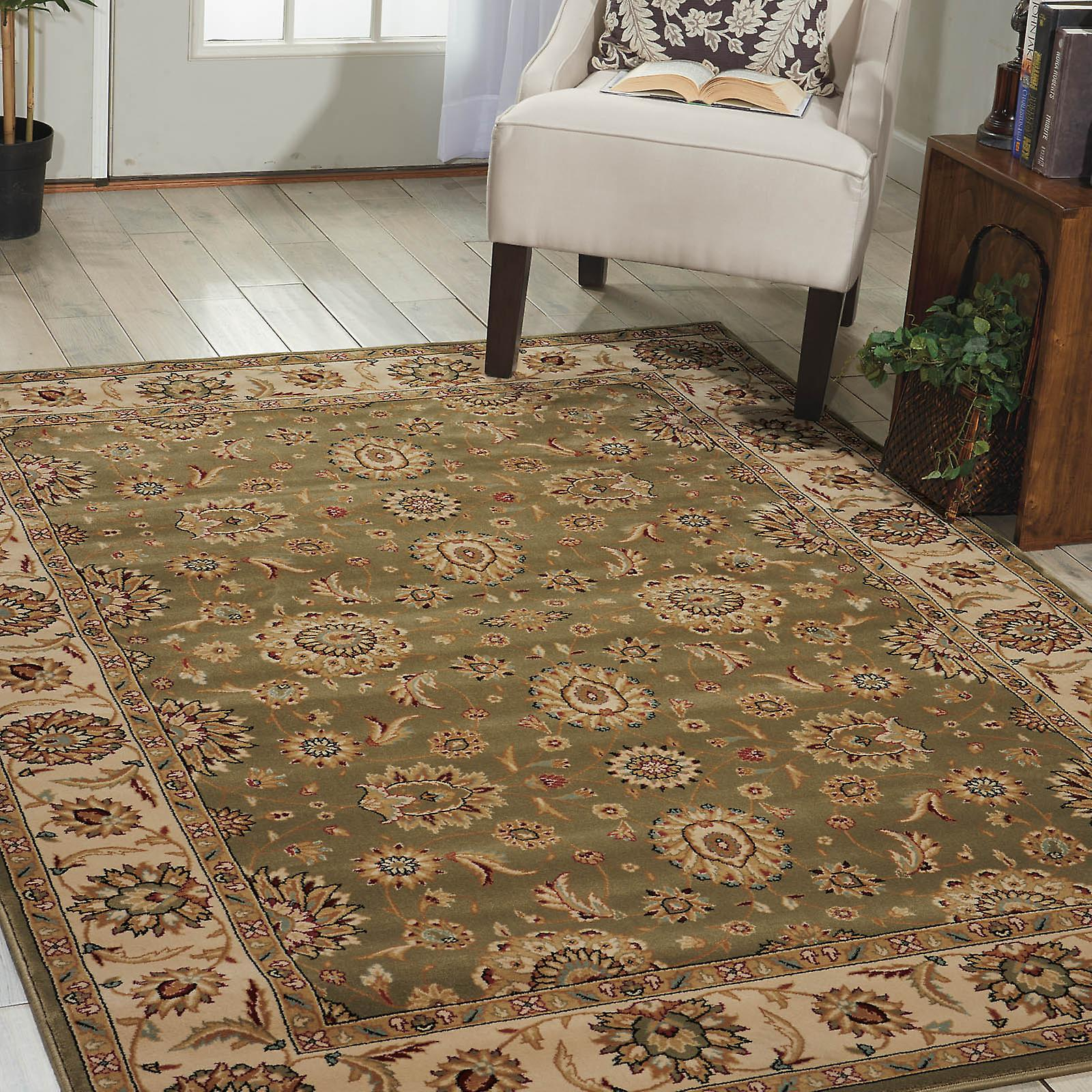 Persian Crown Rugs Pc002 Green