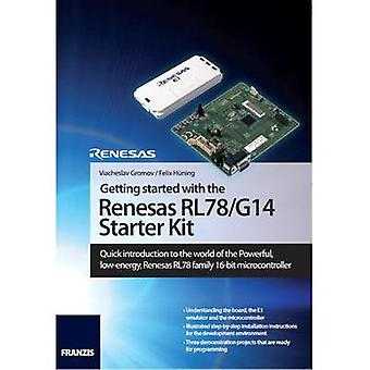 Getting started with the Renesas RL78/G14 Starter Kit No. of pages: 76