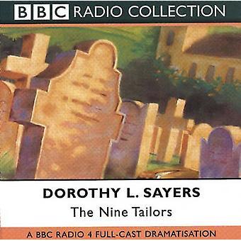 The Nine Tailors by Dorothy L. Sayers &  Full Cast & Ian Carmichael & John Westbrook