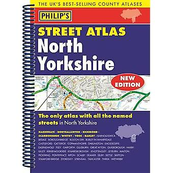 Philips Street Atlas North Yorkshire