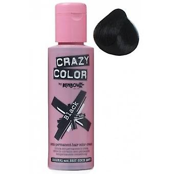 Rembow by Crazy Color 30 Black (Hair care , Dyes)