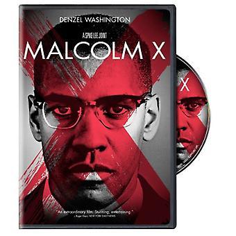 Importación de USA de Malcolm X [DVD]