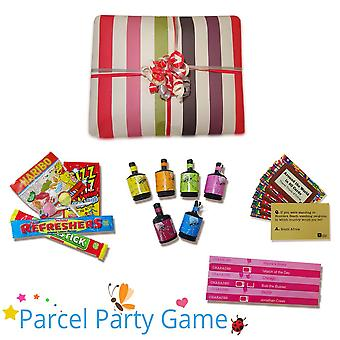 Limentra Dinner Party Parcel Game - Ready Made