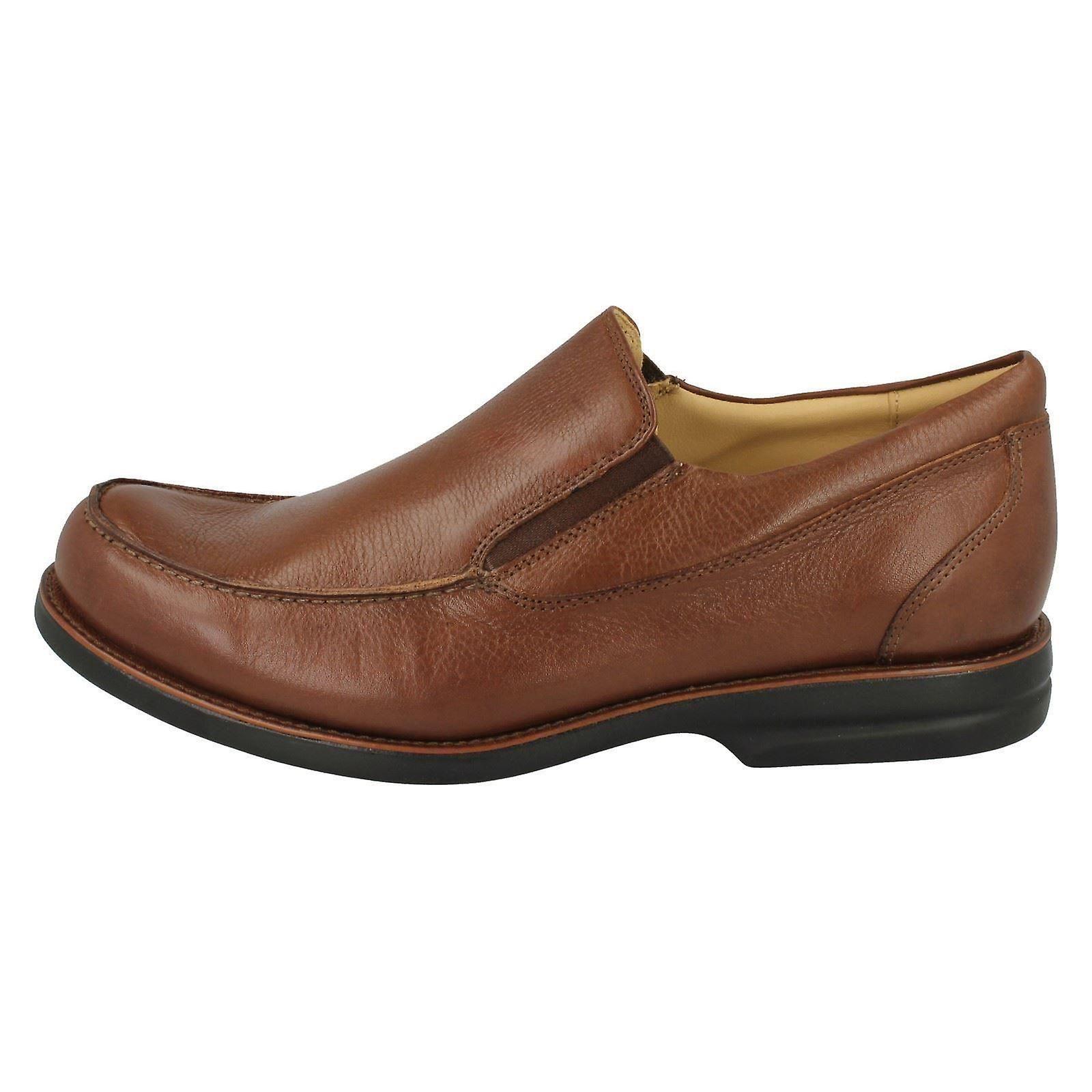 Herren anatomische Slip-on Schuhe Bernardo