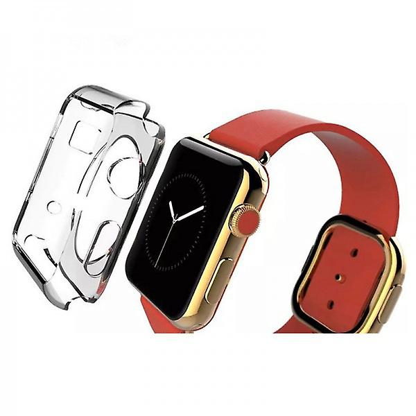 Transparent Silicone Case for Apple Watch 42mm