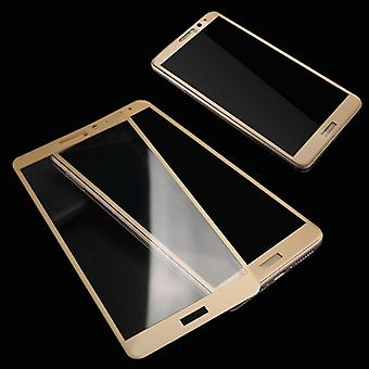 Full bulletproof 0.26 mm thin H9 shock gold for Huawei P10 plus protective cover new