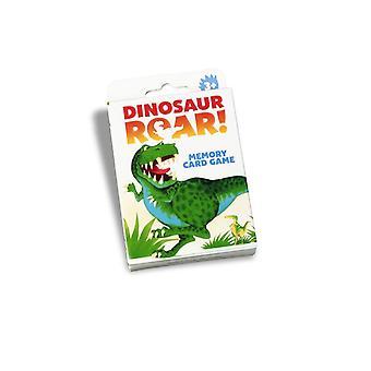 Dinosaur Roar! Memory Card Game 3y+