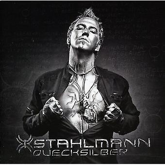 Stahlmann - Quecksilber [CD] USA importerer