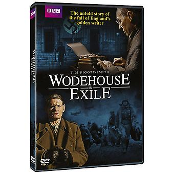 Wodehouse in Exile [DVD] USA import