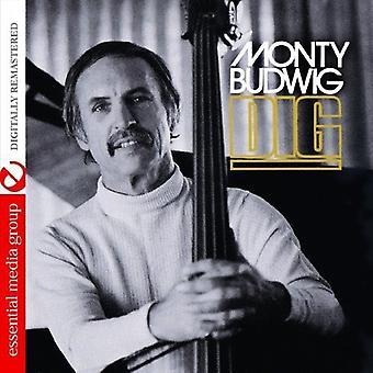 Monty Budwig - Dig [CD] USA import